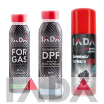 Aditivos Combustible,  Motor y  Mantenimiento IADA