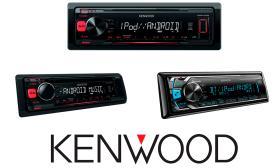 Radios CD USB Kenwood