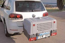 TowBox Transporte de Carga y Animales