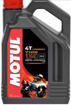 Motul 104092 - Lubricante de Motor 7100 10W40 4T 4 l.