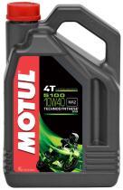 Motul 104068 - Lubricante Motor 5100 10W40 4T 4L