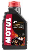 Motul 104098 - Lubricante  para Motor 7100 10W50 4T 4 L.