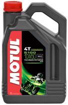 Motul 104076 - Lubricante Motor 5100 10W50 4T 4L
