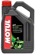 Motul 104083 - Lubricante  Motor 5100 15W50 4T 4L