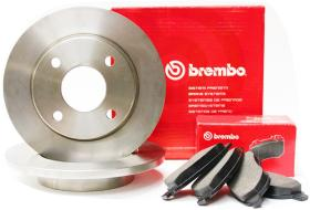 Discos de freno Brembo  Brembo