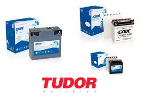 Baterias Tudor  110 AH   >   235 AH  Tudor