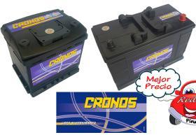 Baterias CRONOS Auto  Baterias Cronos