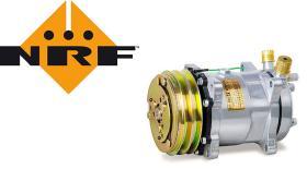 Compresores Aire Acondicionado  NRF