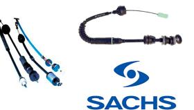Cables de embrague  Sachs