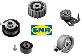 Rodillos y Tensores Distribución  SNR