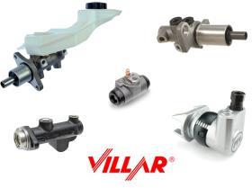 Latiguillos de freno Villar  Villar