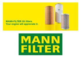 Filtros de aceite Mann  Mann Filter