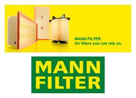 Filtros de aire Mann  Mann Filter