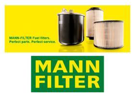 Filtros de combustible Mann  Mann Filter