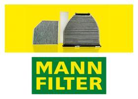 Filtros de habitáculo Mann  Mann Filter