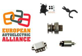 Despiece Electrico Arranques y Alternadores  EAA