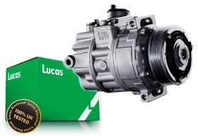 Motores de arranque  Lucas