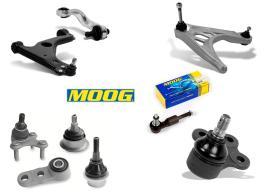 Rodamientos de rueda  Moog
