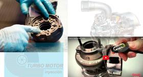 Videos e Información sobre Turbos de Motor  Turbo Motor